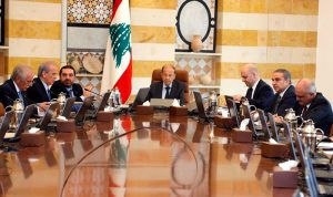 عون يستغرب طرح جلسات الضرورة للحكومة