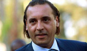 السجن لهنيبعل القذافي