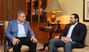الحريري من السعودية إلى بلس: السنيورة سيبقى معنا