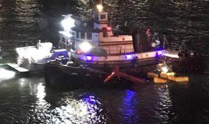 بالفيديو: سقوط طائرة هليكوبتر في نهر بمدينة نيويورك