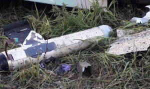 سقوط طائرة استطلاع اسرائيلية في بيت ياحون