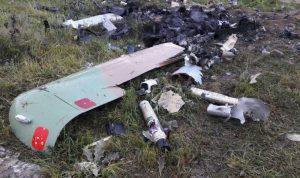 سقوط طائرة إسرائيلية في جنوب لبنان