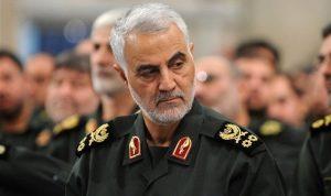 في إيران… تشكيل لجنة لملاحقة المتهمين باغتيال سليماني