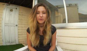 بالفيديو… لورا تكشف عن آثار الاعتداء عليها من قبل نجم عربي!