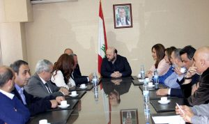 الرياشي: لتعيين مجلس إدارة لتلفزيون لبنان في أسرع وقت