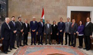 عون: القانون الانتخابي الجديد سينظم حياة البلاد السياسية