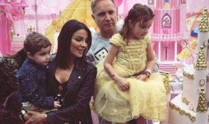 بالفيديو والصور… عيد ميلاد مميّز لابنة نادين نجيم!