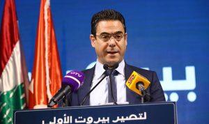 صحناوي يطلق حملته الانتخابية