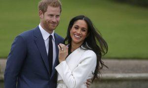 أكثر من 2500 شخص في زفاف هاري وماركل