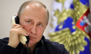 بوتين: لرد جماعي على العقوبات التي تولد الإرهاب
