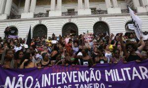 مقتل رضيع يثير الهلع في ريو دي جانيرو