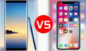 """Iphone X"" vs ""Galaxy S9″… من يفوز؟"