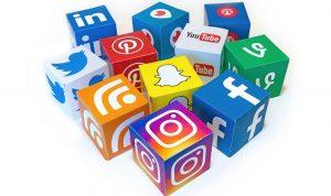 بشرى سارة… وسائل التواصل الإجتماعي مفيدة للصحة!