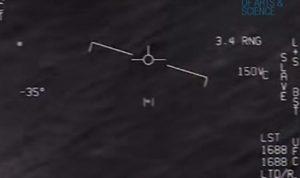 لقطات فيديو للبنتاغون تظهر مشاهدة جسم فضائي مجهول