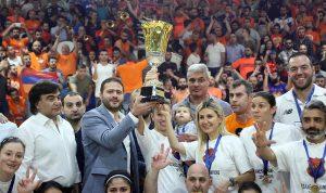 بطولة لبنان للسيدات في كرة السلة… الهومنتمن يحتفظ باللقب!