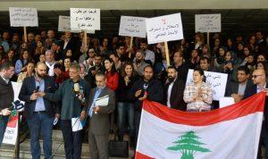 ماذا دار بين رئيس الجامعة اللبنانية والأساتذة المتعاقدين؟
