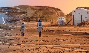 قريباً… رحلات إلى المريخ!
