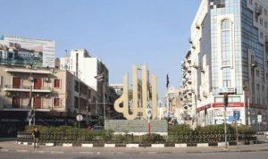 المحتجون يحاولون اغلاق المؤسسات الرسمية في طرابلس