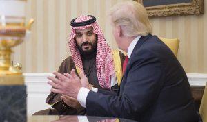 """""""صفقة العصر"""" بين ترامب وبن سلمان"""