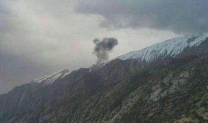 مقتل 11 شخصا بتحطم طائرة تركية في إيران