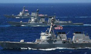 تعزيزات أميركية الى المتوسط!