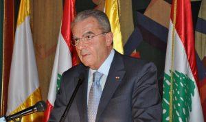 رئيس المجلس الماروني: للانفتاح على الدول العربية