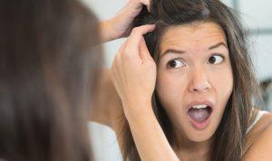 أسباب ظهور الشعر الأبيض في سن مبكرة