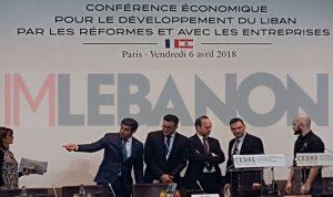 """بالأرقام… مساعدات وقروض للبنان خلال مؤتمر """"سيدر"""""""