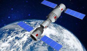 محطة فضاء صينية ستصطدم بالأرض!