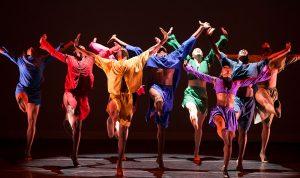 الرقص المعاصر في عصر الرقص
