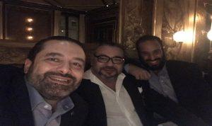 الحريري يلتقي محمد السادس وبن سلمان