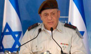 """أيزنكوت: حرب مدمرة هذا العام ستأتي على """"حزب الله"""""""