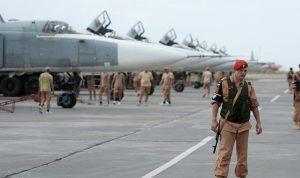 إسقاط طائرتين مسيرتين قرب قاعدة حميميم الجوية