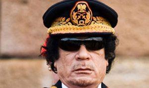 القذافي يظهر مجددا؟