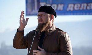 """الولايات المتحدة تدرج رئيس الشيشان في """"القائمة السوداء"""""""
