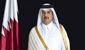 أمير قطر يتسلّم دعوة الملك سلمان لحضور القمة الخليجية