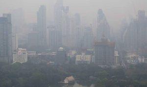 الهواء الملوث يسمم الجسم
