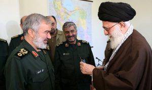 """""""الحرس الثوري"""": أنشطتنا ليست محدودة في إيران"""