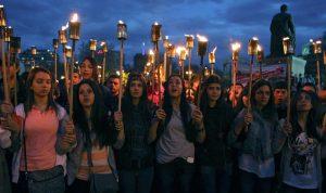 مسيرة وقداس للاحزاب الارمنية في ذكرى الابادة الاسبوع المقبل