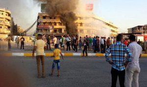 قتلى في تفجير شمالي بغداد