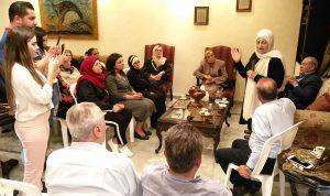 بهية الحريري: كان المطلوب إطاحة مشروع رفيق الحريري في صيدا