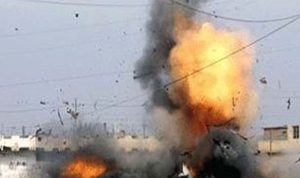 سقوط 3 صواريخ قرب موقع شركة هاليبرتون الأميركية في البصرة