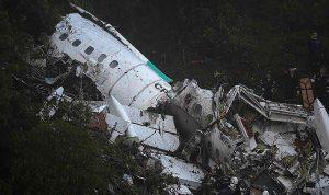 """بعد سنتين… تم كشف سبب تحطم طائرة """"تشابيكوينسي"""" البرازيلي"""