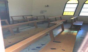 بالصور… الاعتداء مجدداً على كنيسة في صيدا
