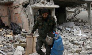 """منظمة حظر الأسلحة الكيميائية """"قلقة"""" من هجوم دوما"""