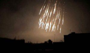 منظمة حظر الأسلحة الكيمياوية في دوما قريبًا