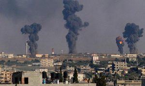 مقتل فلسطينيين اثنين في قصف إسرائيلي على جنوب غزة