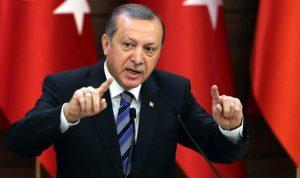 اردوغان يتعهد بفرض مناطق آمنة شرقي الفرات في سوريا