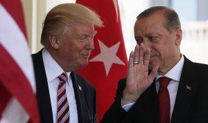 ترامب: سندمر تركيا اقتصادياً إذا هاجمت أكراد سوريا