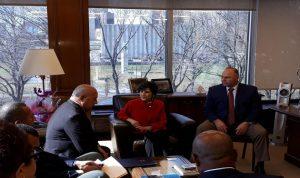 إجتماع لبناني – فيدجي دقيق في أروقة الأمم المتحدة